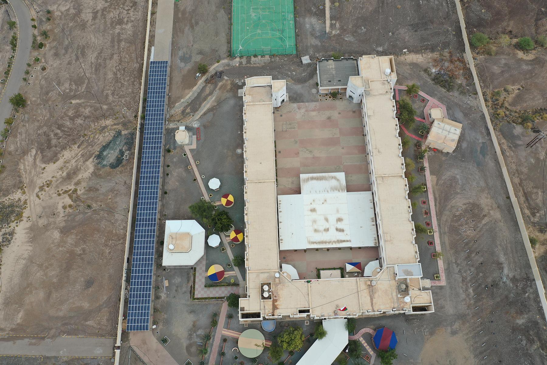 Summiaya primary education school – Shell Oman Schools Initiative